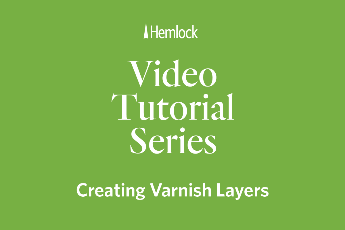 How to Build Varnish Layers in InDesign